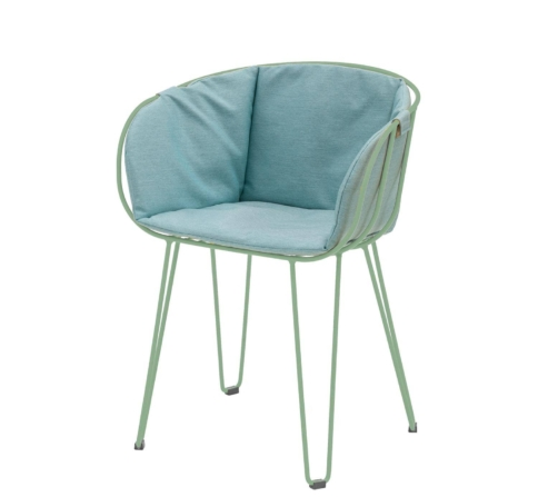 OLIVO upholstered armchair