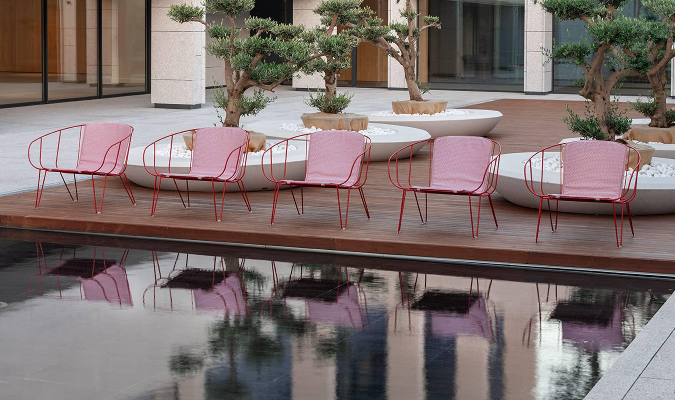 OLIVO lounge, mediterranean feelings