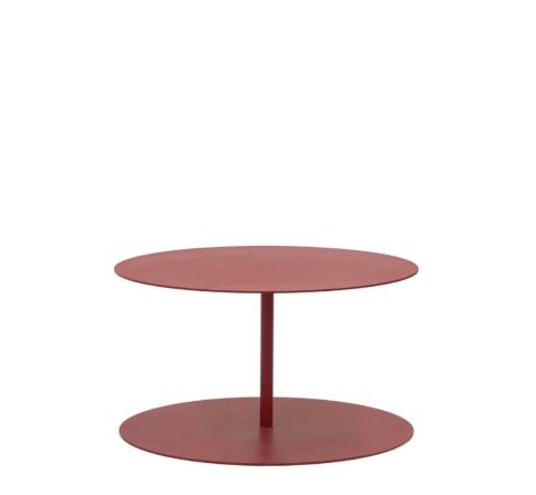 EIVISSA elliptical table
