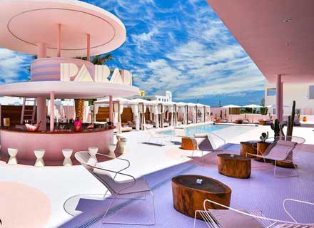 iSiMAR – Paradiso Art Hotel in Ibiza by ILMIODESIGN