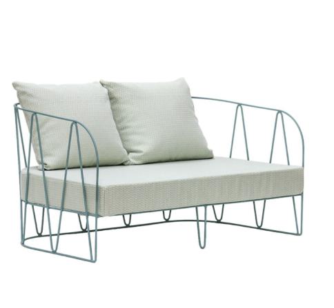 LAGARTO two seats sofa