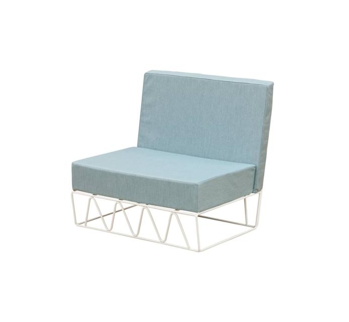 LAGARTO sofá modular recto