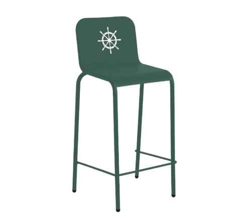 NAUTIC counter stool