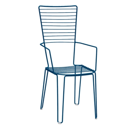 MENORCA high backrest armchair
