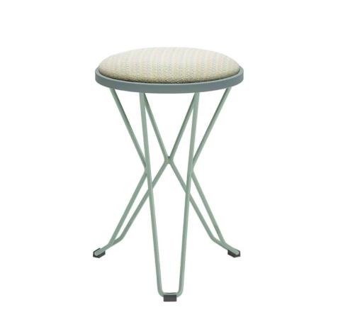 MADRID upholstered mini stool