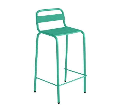 BARCELONETA counter stool