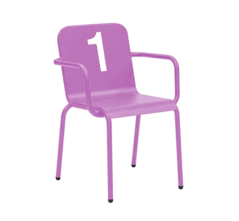 NUMBER armchair