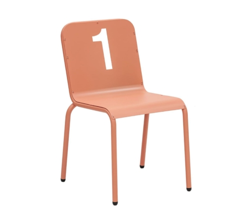 NUMBER silla