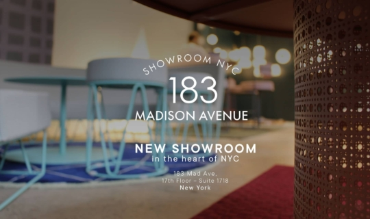 Opening a NEW Showroom in NYC!