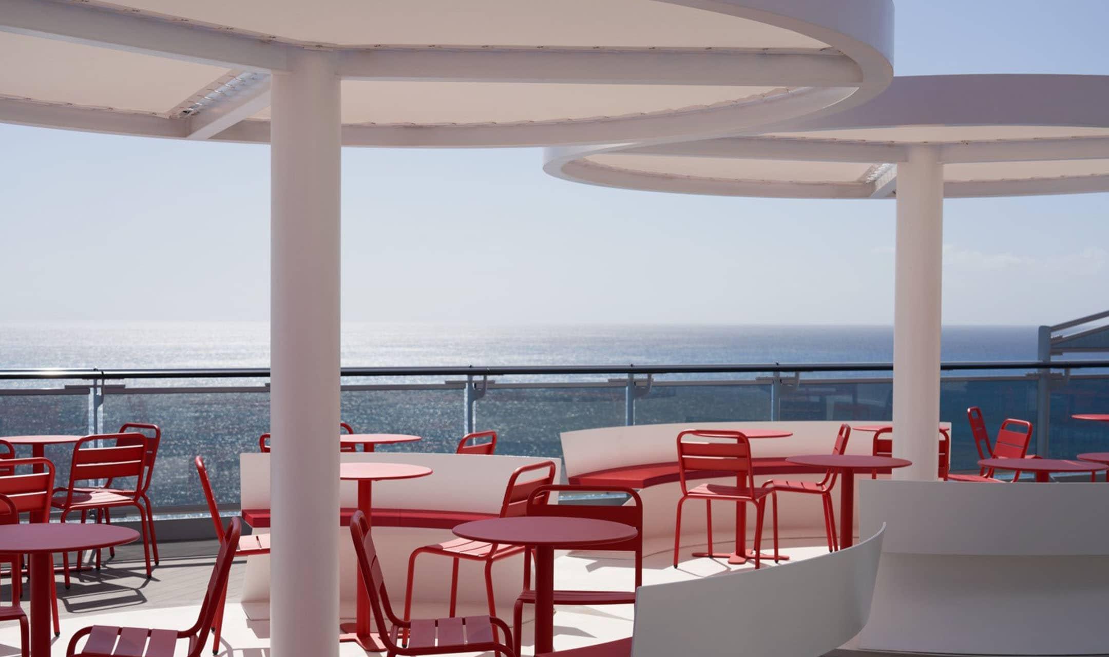 Virgin Voyages Valiant Lady Cruise Ship